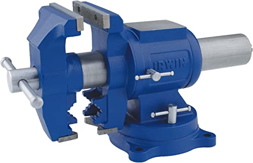 popular IRWIN high quality Tools sale Multi-Purpose Bench Vise, 5-Inch (4935505) outlet sale