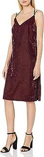 Splendid Women's Crushed Velvet Cami Dress