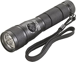 Streamlight 51046 Night Com UV LED Flashlight, Black - 115 Lumens
