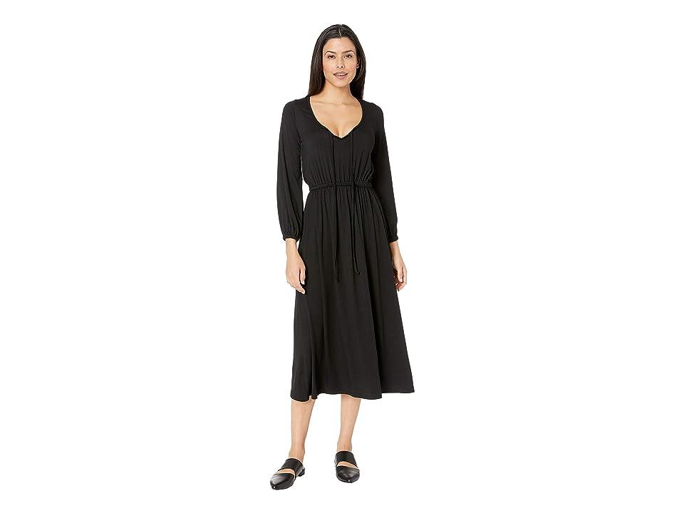 Rachel Pally Margo Dress (Black) Women