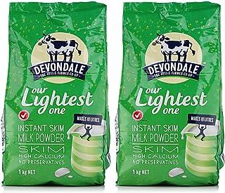 Devondale 德运奶粉 1kg (低脂奶粉, 两袋价)