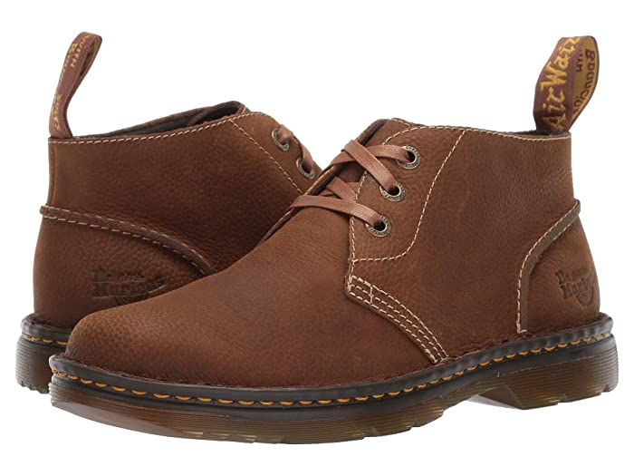 Dr. Martens Work  Sussex (Whiskey Pit Quarter) Mens Work Lace-up Boots
