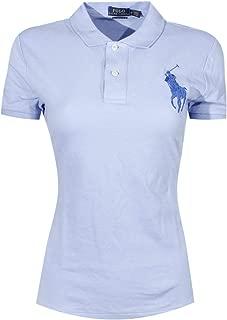 Polo Women's Skinny Fit Big Pony Polo Shirt