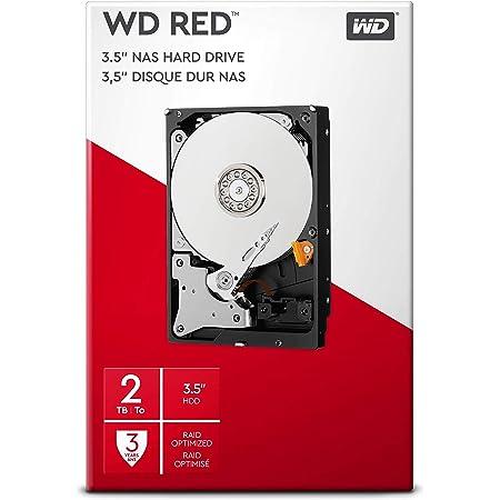 Wd Red 2tb Nas 3 5 Interne Festplatte 5400 Rpm Computer Zubehör