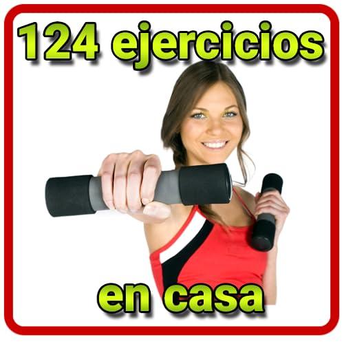124 ejercicios fáciles en casa