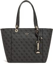 Guess Kamryn Tote Bag for Women - Dark Grey (SC669123)