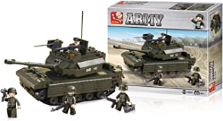 "Sluban Tank ""Army"" Building Kit (312 Pieces)"