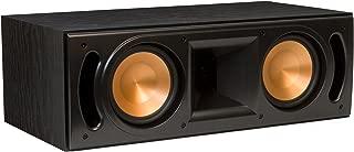 Klipsch RC-62 II Center Speaker Black - Each