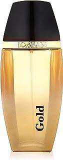 Lomani Eau de Toilette Spray for Men Gold 3.3 Ounce