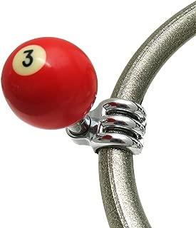 American Shifter 15633 3-Ball Billiard Pool Suicide Brody Knob