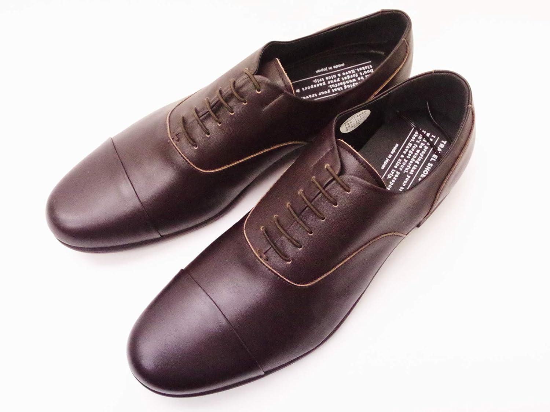 トラベルシューズバイショセ TR-001M ダークブラウン MEN'S 靴