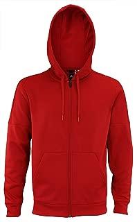adidas Men's Climawarm Full-Zip Performance Fleece Hoodie