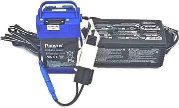 CBC 6 Volt Battery for Ballard Pacifc MegaTredz Motion Trendz Dumar with Quick Charger