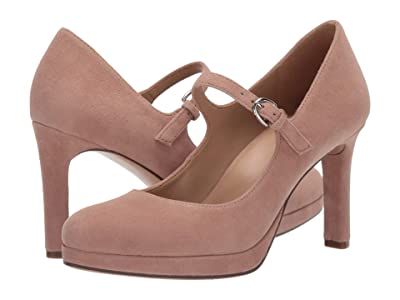 Naturalizer Talissa (Barely Nude Suede) Women