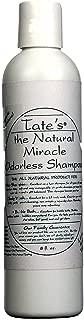 Best tate's odorless shampoo Reviews