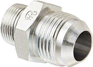 Eaton Weatherhead MC5315 x 12 x 22 stal węglowa SAE 37 stopni (JIC) Flare-Twin Fiting, adapter, M22 x 1,5 metryczny prosty...