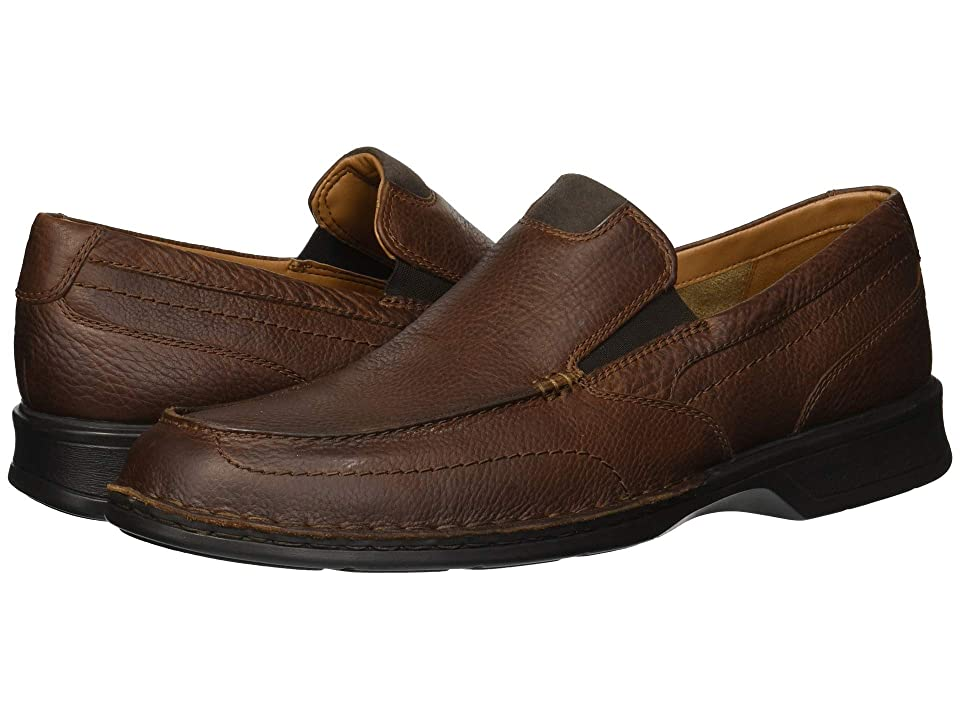 Clarks Northam Step (Tobacco Leather) Men