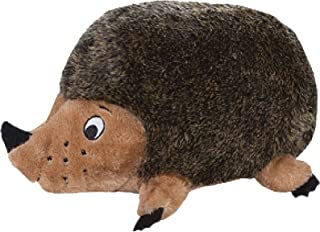 Outward Hound Hedgehogz Squeaky Dog Toy – Interactive Cuddly Soft Toy for Dogs - Tough & Durable Plush Fluffy Toy for Awesome Pets