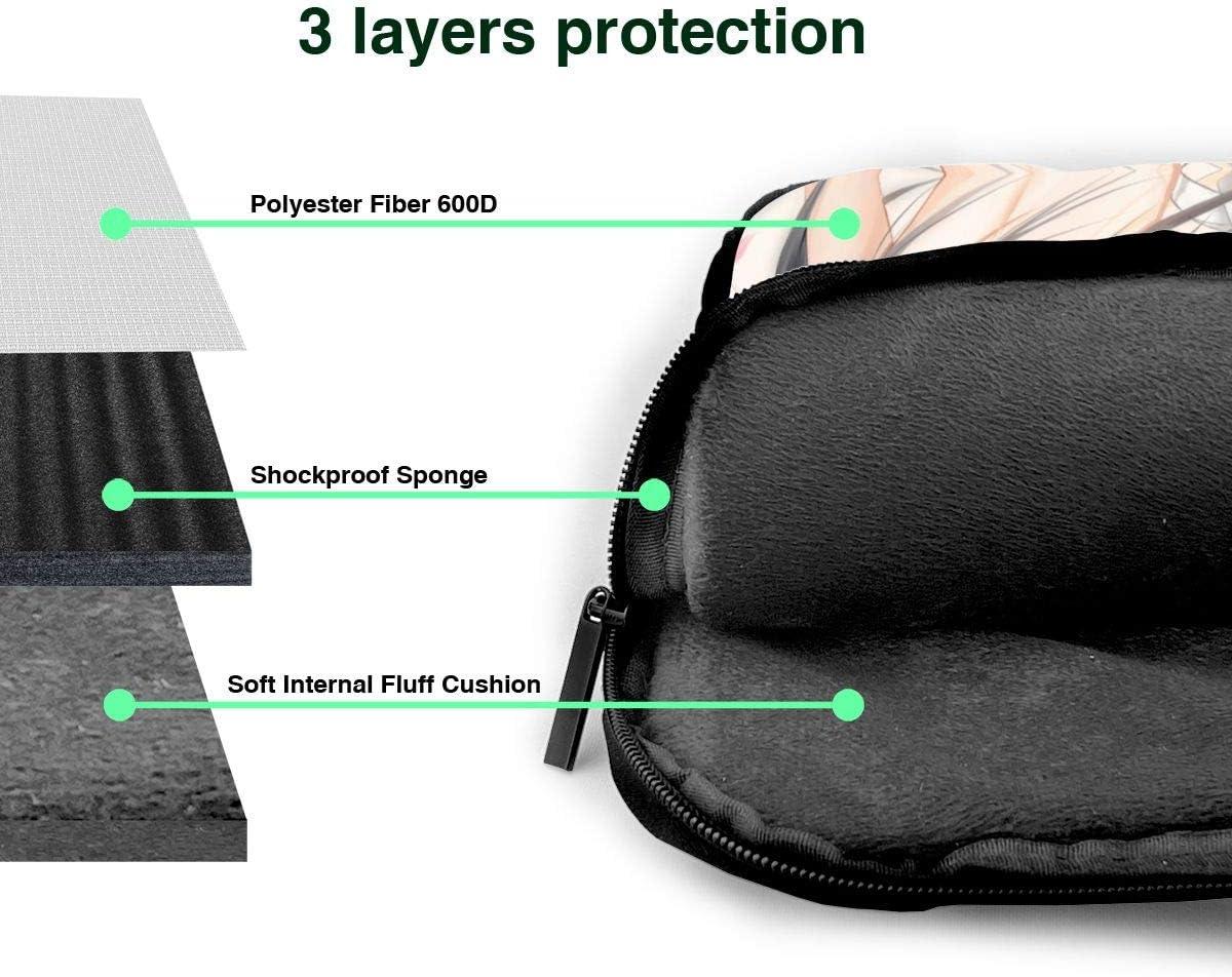Multi-Function Laptop Bag Shoulder Shockproof Laptop Bag Business Travel Bag 14 inch Fairy Tail Laptop Bag