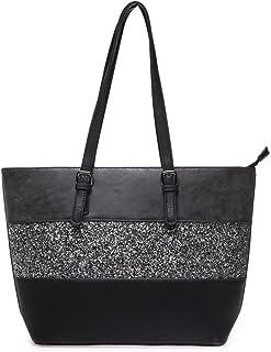 aa4c865c21 Amazon.fr : sac paillettes - Cabas / Femme : Chaussures et Sacs