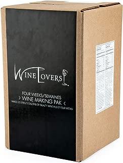 Winemaking Ingredient Kit (Shiraz (Red))
