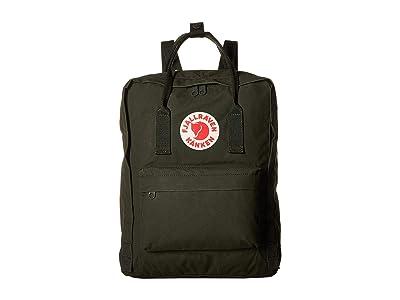 Fjallraven Kanken (Deep Forest) Backpack Bags