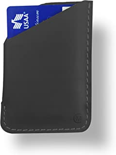 Men's Modern Leather Wallet Sleeve by Modern Carry - Magnum