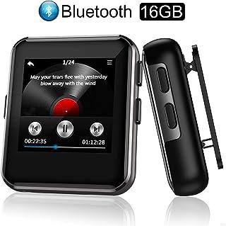 comprar comparacion Arbily Reproductor MP3 Bluetooth Portátil 16 GB con 1.5