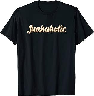 Picker Junker Vintage Antique Hunter Thrifter Southern Funny T-Shirt