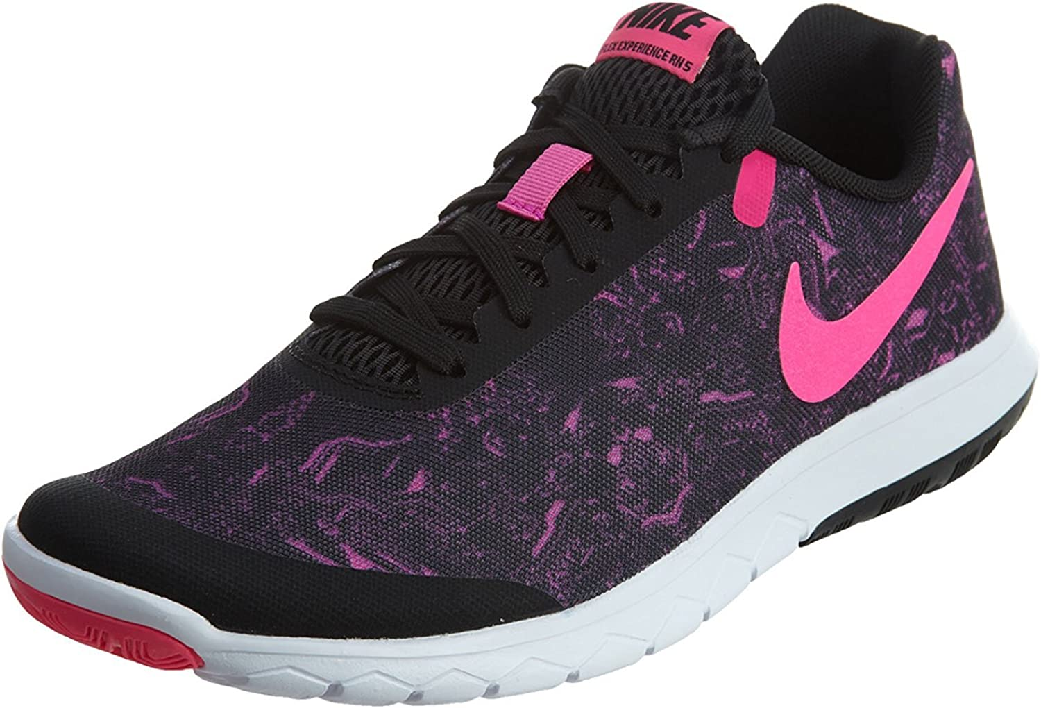 Flex Experience RN 5 Womens Running shoes  Black
