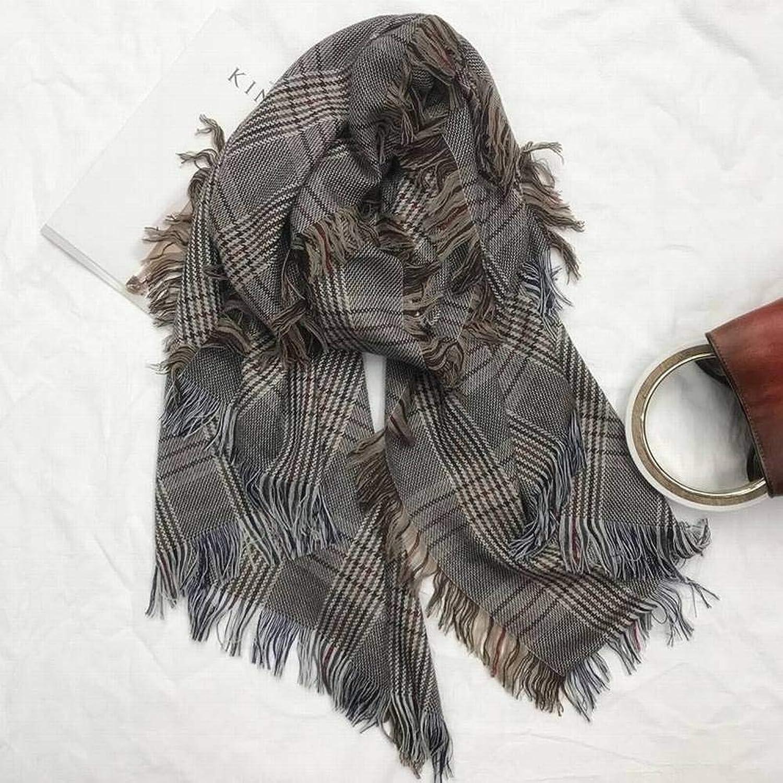 CATS Unisex Men Women Warm Plaid Long Scarf Autumn Winter Outdoor MultiFunction Fashion Wild Warm Shawl Scarf Gift