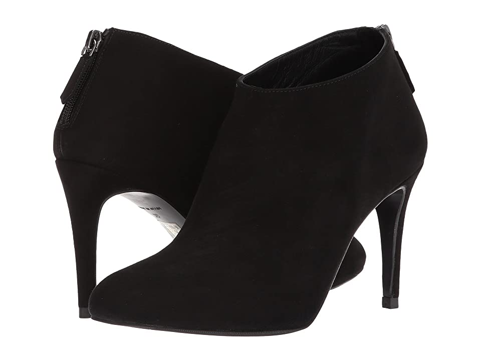 L.K. Bennett Emily (Black Suede) High Heels