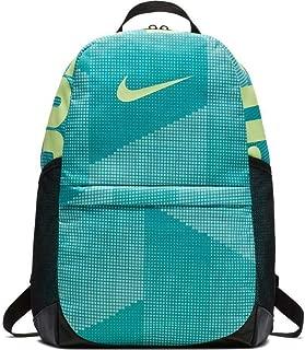 Kids' Printed Backpack Size One Size - Hyper Jade (BA5755-317)