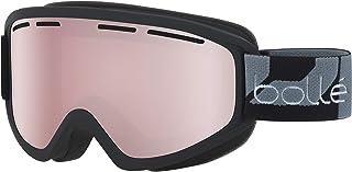 Bollé vuxna skott skidglasögon, matt svart, medium