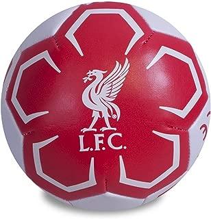 Liverpool Mini 4 Inch Soft Ball