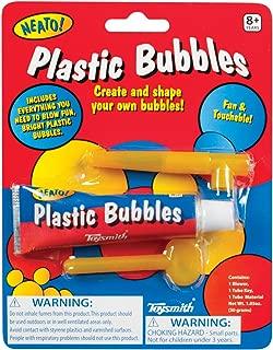 Toysmith Plastic Bubbles Playset