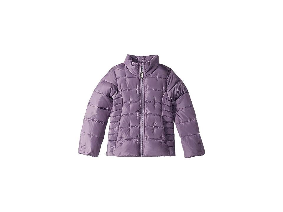 The North Face Kids Aconcagua Down Jacket (Little Kids/Big Kids) (Purple Sage) Girl