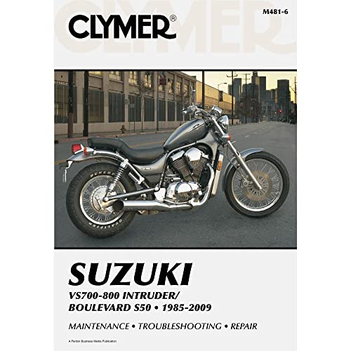 Suzuki Intruder 800: Amazon com