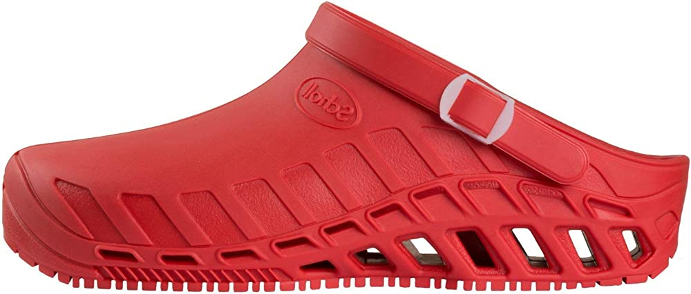 Dr. scholl, calzatura professionale mod. clog evo, con plantare estraibile 8034113770323