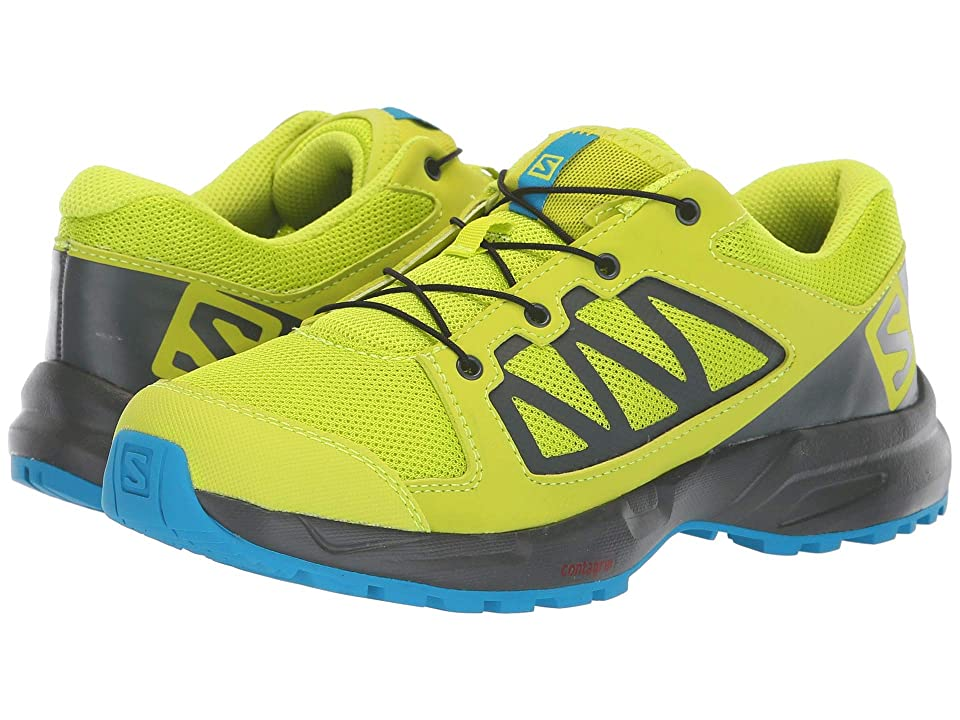 Salomon Kids XA Elevate (Little Kid/Big Kid) (Acid Lime/Urban Chic/Hawaiian Surf) Kids Shoes