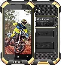 bv6000s rugged smartphone