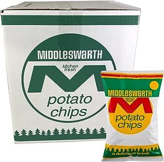 Middleswarth Original Kitchen Fresh Potato Chips- 3 LB. Box
