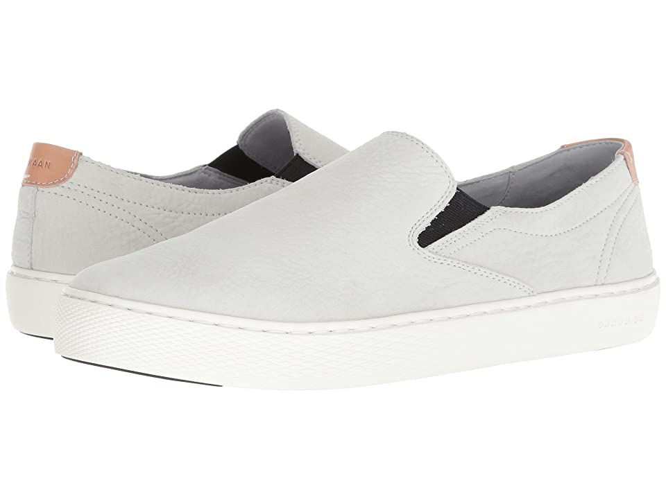 Cole Haan Grandpro Deck Slip-On Sneaker (Chalk Tumbled) Men