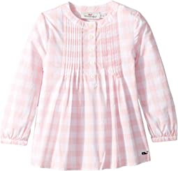 Lookout Gingham Popover (Toddler/Little Kids/Big Kids)