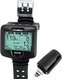 Scubapro Galileo Luna Wrist Top Scuba Diving Computer
