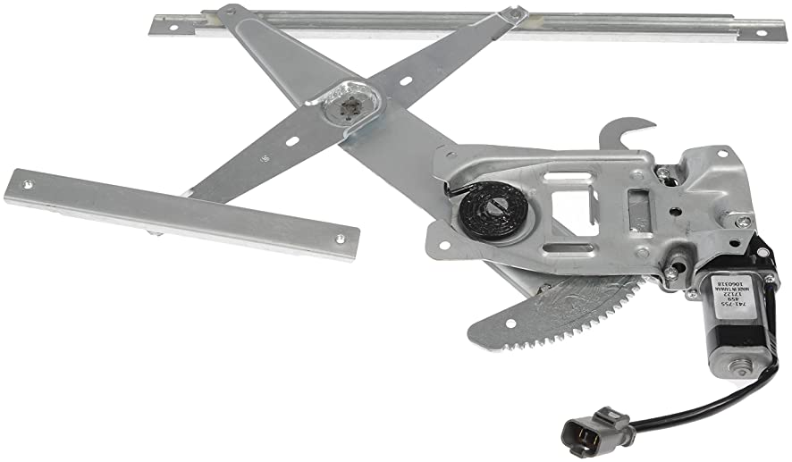 Dorman 741-755 Ford/Mercury Front Passenger Side Window Regulator with Motor