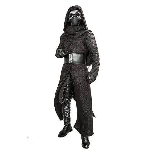 Gloves Star Wars Kylo Ren Full Costume Including Mask Robe