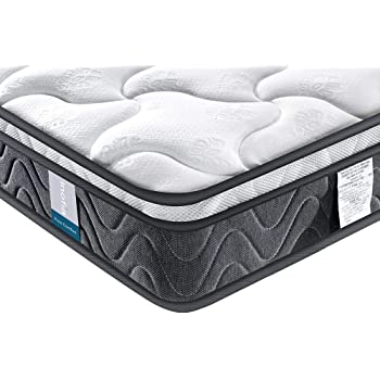 Amazon.com: Double Mattress, Inofia Super Comfort Hybrid