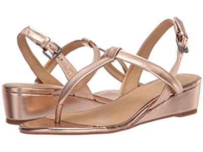 Splendid Avalon (Rose Gold Metallic Leather) Women