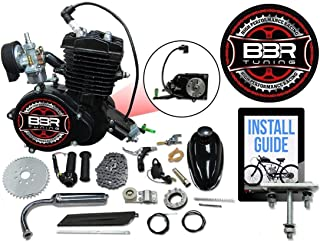 80cc motorized bike kit manual